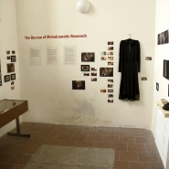 Translation of The Bureau of Melodramatic Research, installation, St. Lawrence Church, Klatovy