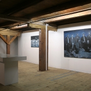 Installation view Granary Klenová