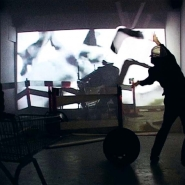 Riot part 1 (Multiple Safe Riot 68), 2010, video, 1:52 min