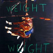Weightless, 2010, oil on canvas,  195 × 153 cm