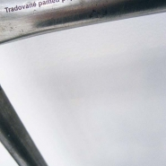 From the Series Welding, 2010, ladder,  text