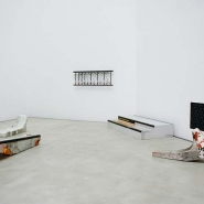 Installation View, the Exhibition in HfBK Dresden