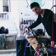 All the things we hear but often don't listen to, 2010, video of performance, 8:00 min.