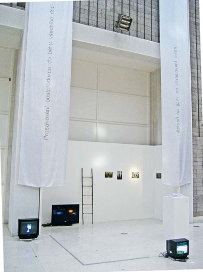 Installation View, Fair Palace, NG Prague